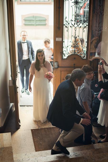 Juliane & Philipp Hochzeitsreportage Basel 2