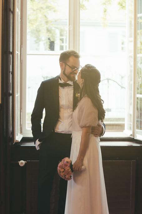 Juliane & Philipp Hochzeitsreportage Basel 3