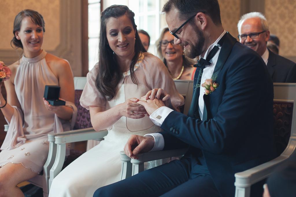 Juliane & Philipp Hochzeitsreportage Basel 16