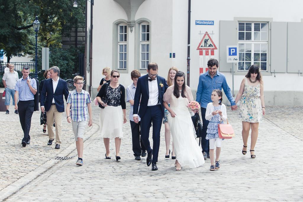Juliane & Philipp Hochzeitsreportage Basel 22
