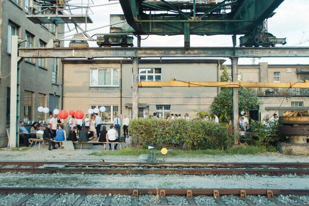 Juliane & Philipp Hochzeitsreportage Basel 88
