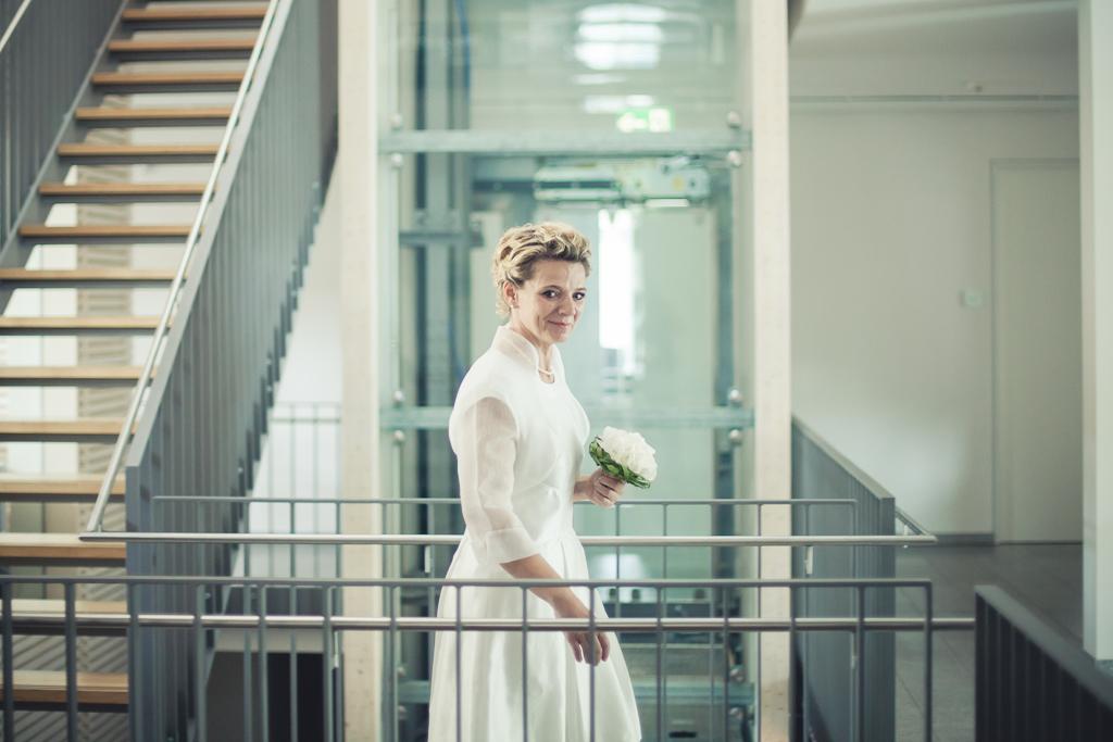 Katrin & Michael standesamtliche Hochzeit 5