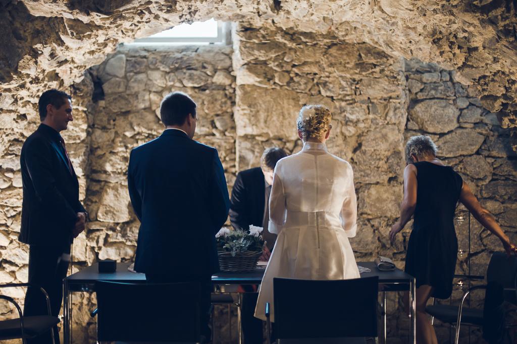 Katrin & Michael standesamtliche Hochzeit 6