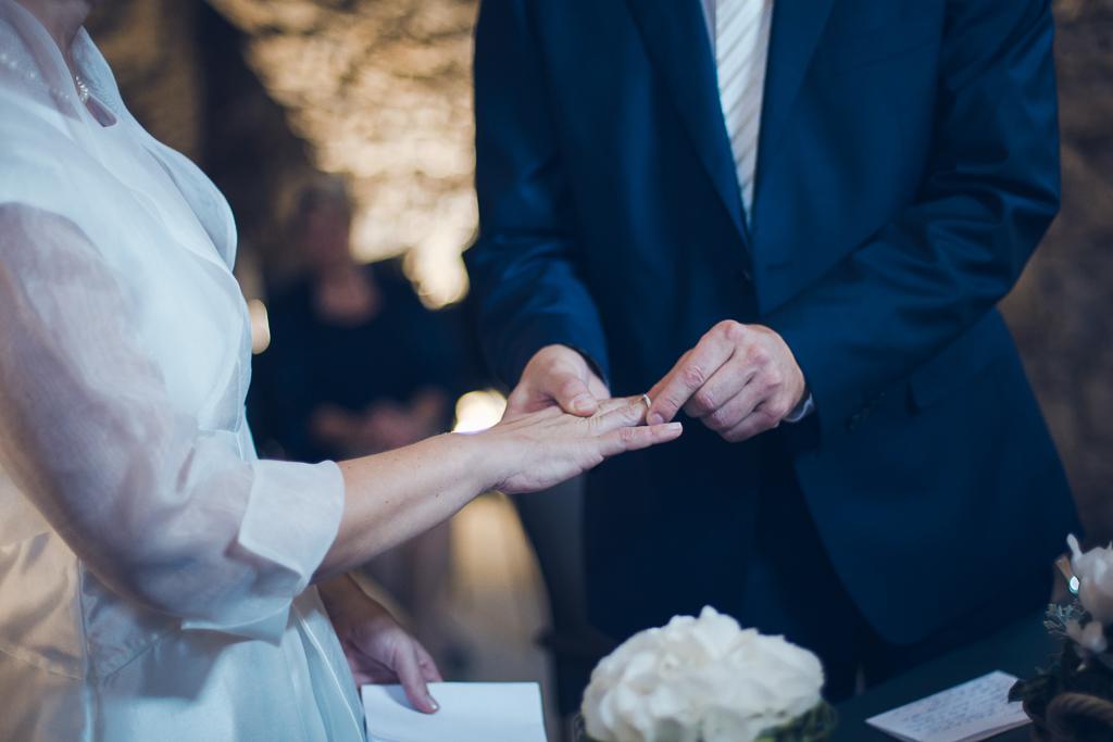 Katrin & Michael standesamtliche Hochzeit 8