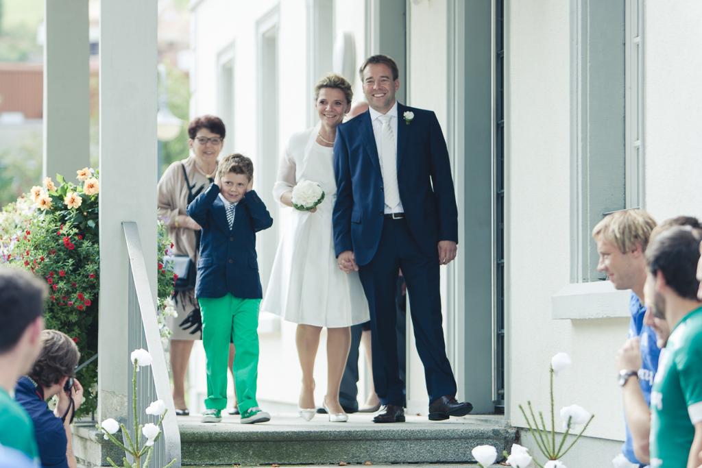 Katrin & Michael standesamtliche Hochzeit 14