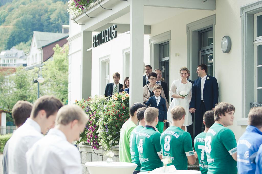 Katrin & Michael standesamtliche Hochzeit 15
