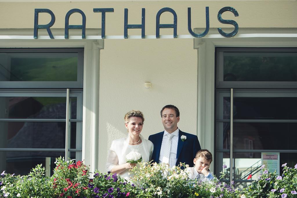 Katrin & Michael standesamtliche Hochzeit 30