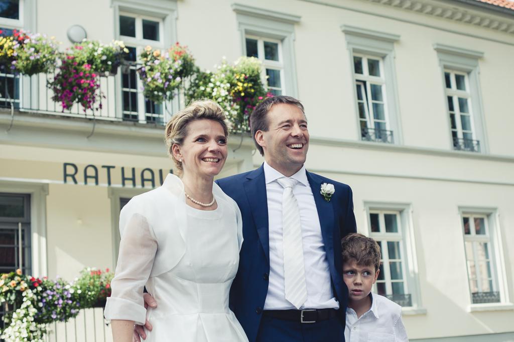 Katrin & Michael standesamtliche Hochzeit 32