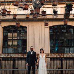 zwanziger Jahre Hochzeit in Basel